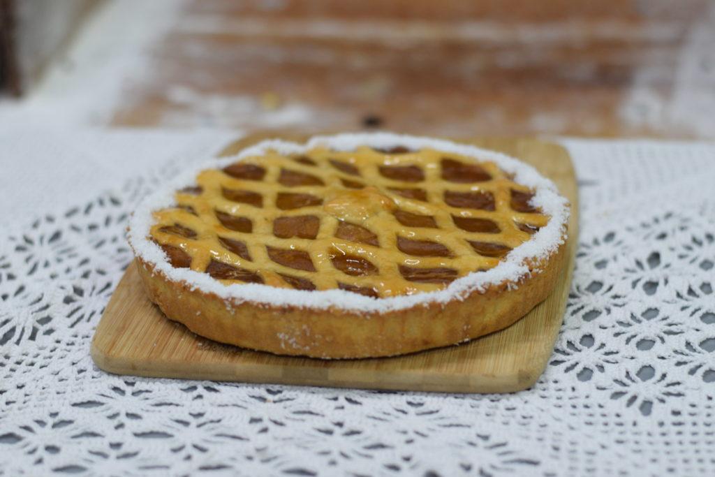 Pasta Frola de Batata
