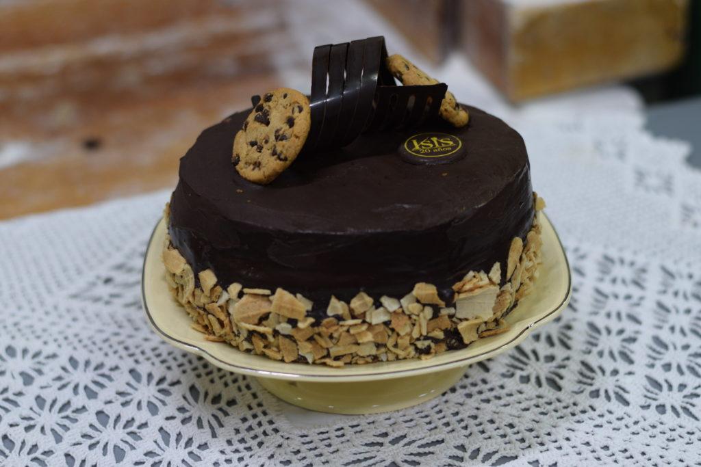 Torta Toddy