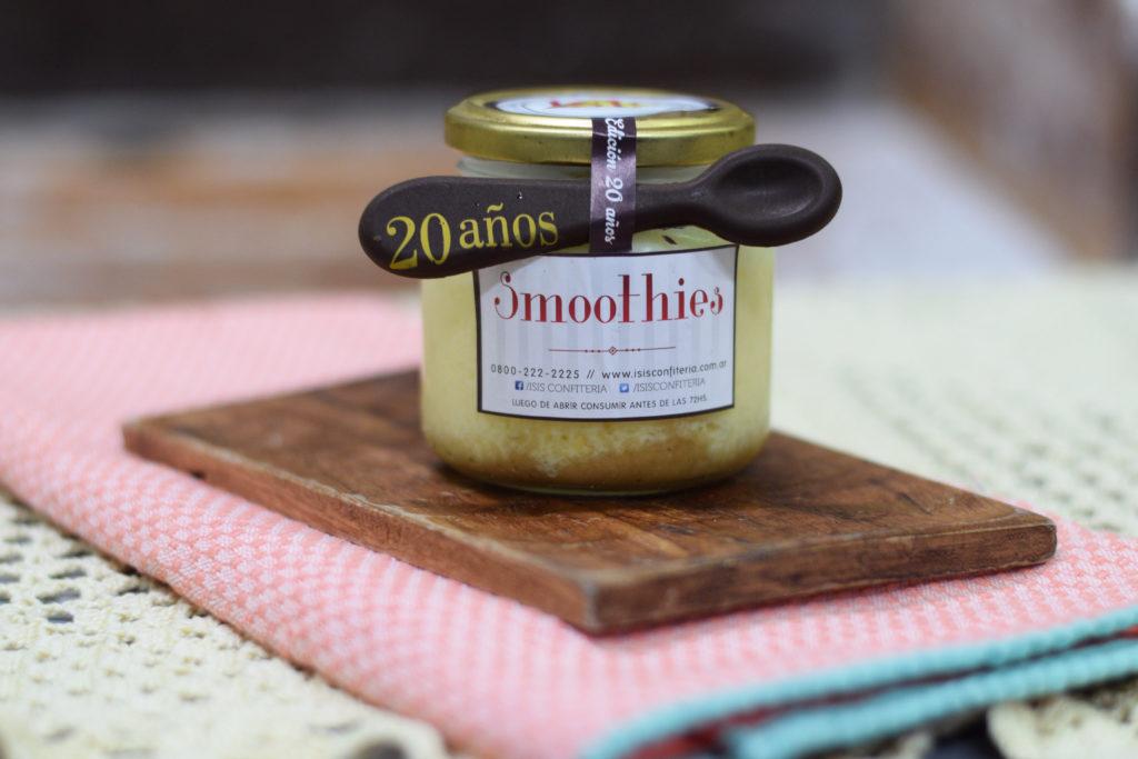 Smoothies Lemon Pie